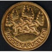 Medalje. 44. Mossekarusellen
