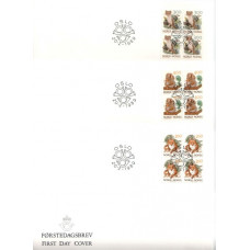 FDC Norge. Norsk fauna ll. 1989 (5)
