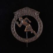 Medalje. 325. Jakkemerke. FIM Bronse