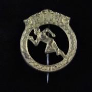 Medalje. 333. Jakkemerke. FIM Gull