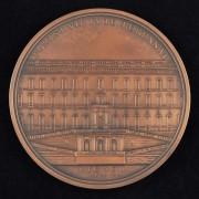 Medalje. 413. Kong Carl XVI Gustafs 40års dag