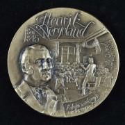 Medalje. 430. Henrik Wergeland