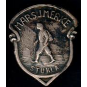 Medalje. 649. Marsjmerket Sturla.