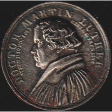 Medalje. 655. Dr. Martin Luther