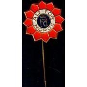 Medalje. 663. Alt for Norge H7