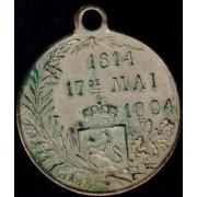 Medalje. 689. 17 mai 1894