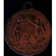 Medalje. 692. JA 19. 1892 I