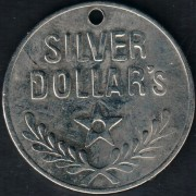 Polletter. Silver Dollar