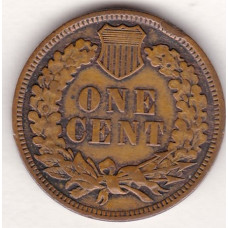Mynter. USA. 1 cent 1899.